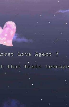Secret Love Agent ? by croftedthegamer13