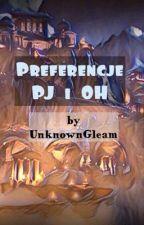 Preferencje Percy Jackson by UnknownGleam