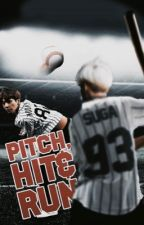 pitch, hit & run ❦ yoonkook by agustofwind