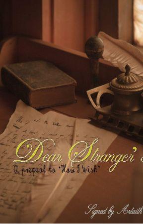 Dear Stranger's by Artaith