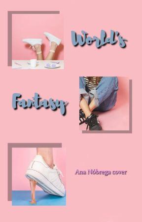 World's Fantasy by Ananobrega21