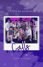 Calls | [SEVENTEEN] (✔) by wnnaonegnwytbo-