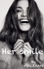 Her smile by FSALZAABI