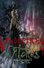 Vampires & Witches by iamlovelygreengirl