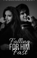 Falling for him fast by princesslexi4531