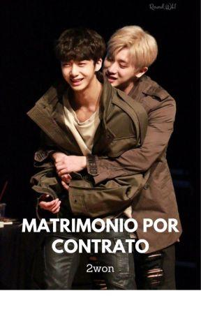 Matrimonio por contrato-2won by Roundsel