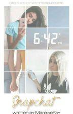 Snapchat || Melina Sophie ✏ by MareikeSky