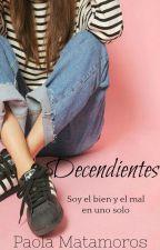 One shots de Decendientes by Pao_Piu