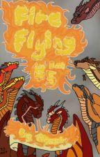 Fire Flying- Art Book #5 by Mozziu