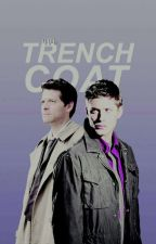 ❛ TRENCH COAT ❜ ❪ DESTIEL ❫ by padaleckissues
