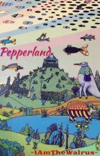 Pepperland - a Beatles fanfiction by -IAmTheWalrus-