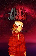Matt's Journal by kumajiro71