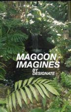Magcon Imagines by designate
