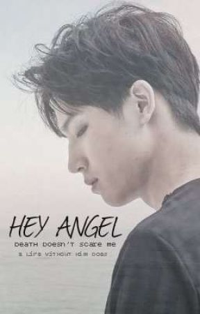 Hey Angel (2Jae-Texts)   by _leaders_lady