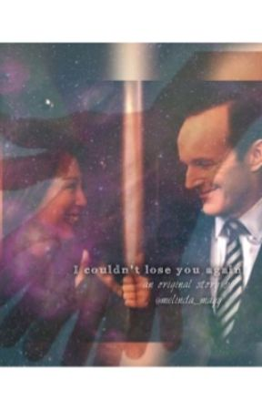 I couldn't lose you again by melinda_mayy