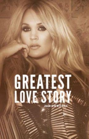 GREATEST LOVE STORY | SEBASTIAN STAN by jamiewrites3