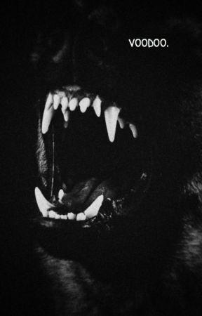 Voodoo ◦ PAUL LAHOTE by breakofxdawn