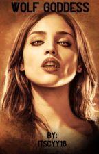 |Wolf Goddess|Santanico|Klaus.M| by ItsCyy18