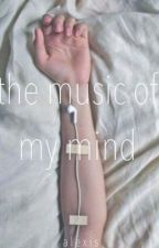 the music of my mind  by AlexisLG_writes