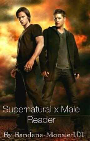 Supernatural x Male!Reader by Bandana-Monster101