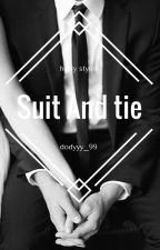 suit and tie by Haidy99_