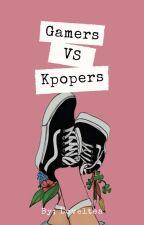 Gamers VS Kpopers by dextazee