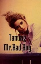 Taming Mr.Bad Boy by ScaryMovieLover