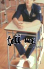 Tell me | j.jk by Fck_Panda