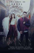 Broken Wings × Liam Dunbar by -healingcabello