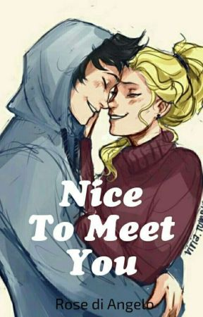 Nice To Meet You (Percabeth Fanfiction) by Winter_Wolf_101