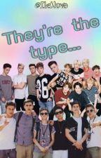 •They're the type • by IleNova