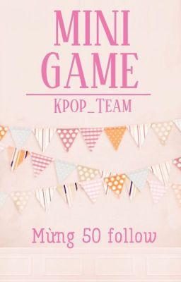|Kpop_Team| Mini Game