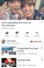 we're uploading this love (to the universe); by jeonzeus