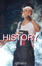 history || m. conor by azpibalagas