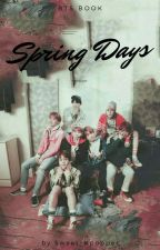 Spring Days ❤ BTS ❤ by Sweet_Kpopper