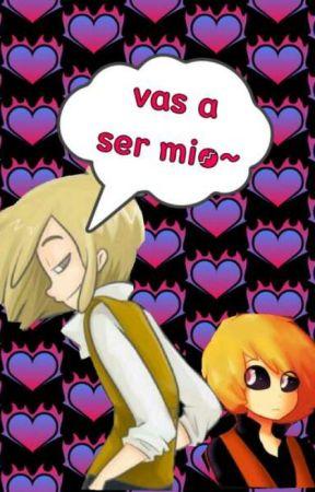 vas a ser mio~ *goldenxgold* by kitsune-chan2606