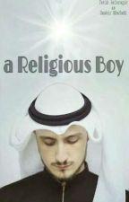 A Religious Boy by melisyazb