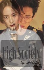 HIGH SOCIETY (PARK CHANYEOL & KRYSTAL JUNG) by wbbieby