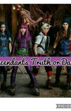 Descendants Truth or Dare by dedefisher67