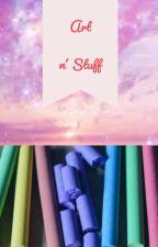 Art n' Stuff/ Commissions/Art Book by Symbol-Of-Peace