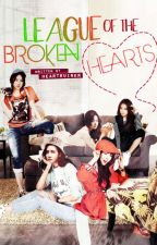 League Of The Broken Hearts by heartruiner
