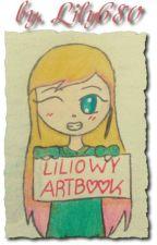 Liliowy Artbook >^-^< by Lily680