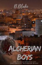Alcherian Boys by Bonnie_Blake