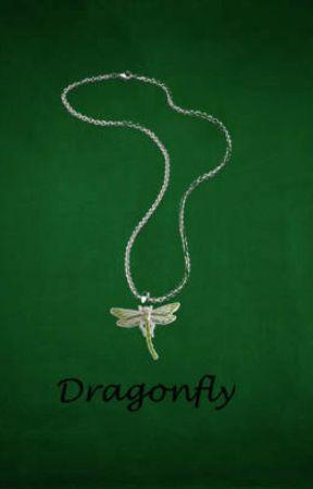Dragonfly by ElisaFrey