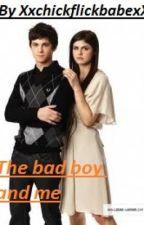 The bad boy & me by Stylinson-Kellic_af