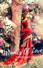 Wounds Of Love by raginikalloe