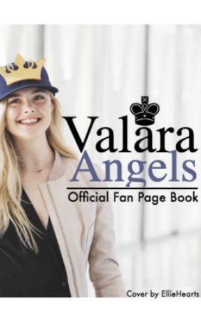 Valara Angels - Official Fan Page Book by ValaraAngels