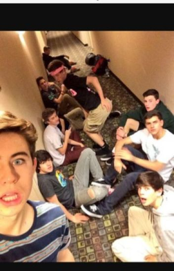 magcon addicted