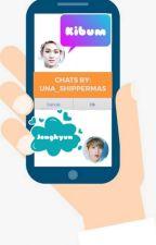 Chats [Jongkey] by Una_ShipperMas