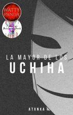La mayor de los Uchiha. #CarrotAwards2018 by Atxnxa